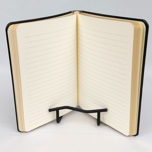 Leather Bound Lined Page Gilt Edged Travel Journal